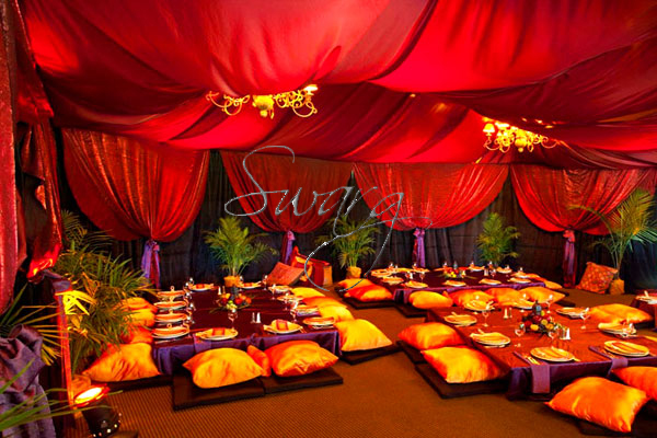 Swarg wedding themed events for Art decoration international